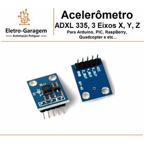 Módulo Acelerômetro Adxl 335, 3 Eixos X, Y, Z