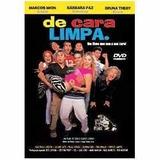 Dvd De Cara Limpa Barbara Paz Marcos Mion Raridade