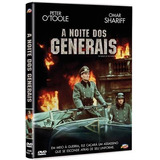 A Noite Dos Generais Dvd Segunda Guerra O
