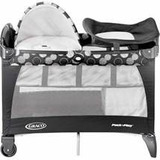 Cuna Pack And Play Graco, Nuevo! Playard Y Newborn Napper