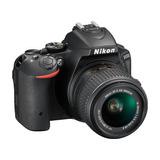 Cámara Nikon® D5500 Dsrl Lente 18-55 Mm Pantalla Touch