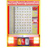 Encava,lampara De Techo,stop,luces,galleta,bombillo