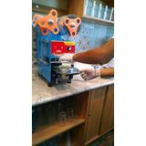 Máquinas Selladoras De Vasos Eton Automáticas