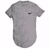 Camisa Camiseta Long Line Nike Sb Marca Famosa A Melhor
