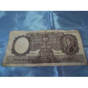 Billete Argentinos Antiguos
