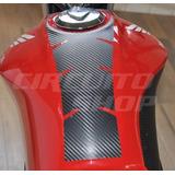 Protetor De Tanque Superior Tuning Honda Fan 125 Ks 2014