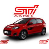 Grade Inferior Para-choque Fiat Palio Sporting 12