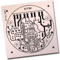 40 Hojas - Kitsa - Wet Transfer Paper Papel Térmico Pcb -