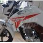 Adesivo Faixa Tuning Moto Honda Titan 150 2014 Frete Grátis