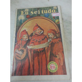 #8350# Almanaque Eu Sei Tudo , Nº 08, Ano 1931!!!