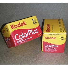 Kodak Colorplus 36 200 Asa 135-36 Filme Fotográfico Cor 0a