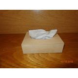 Caja Porta Pañuelos Simple Fibrofacil X 10 Unidades