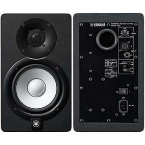Monitores De Aúdio Yamaha Hs5 Ativo 220v Par+novo Na Caixa
