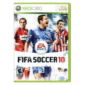Fifa Soccer 10 Xbox 360 Usado Blakhelmet C