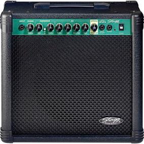 Amplificador De Guitarra Stagg G40 R - 40 Watts Excelente