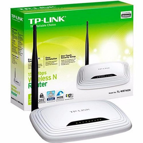 Roteador Wireless Tp-link Tl Wr-740n 150mbps 20 Unidades