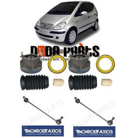 Kit Amortecedor + Bieleta Mercedes Classe A 160 190