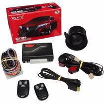 Alarme Automotivo Universal Sistec Sxt 986 - 2 Controles