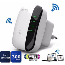 Modem Antena Router Repetidor Amplificador Wifi 300mbp 40mts