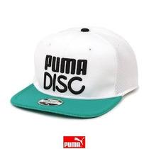 Gorra Puma Disc Fit Snap Back 100%original Visera Plana