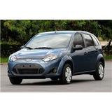 Par Faros Antinieblas Ford Fiesta Move Con Bases Originales