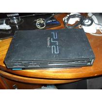 Playstation 2 Fat Somente O Console Leia