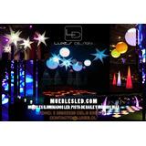 Estrellas Led, Inflables Iluminados, Esfera Led, Cono
