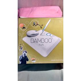 Nueva!: Impecable Tableta Digitalizadora Bamboo Fun Small