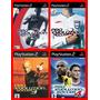 Pro Evolution Soccer Pes 2002 Até 2014 ( 14 Jogos Ps2)