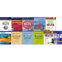 Libros Cambridge Ielts Gran Colección+ Audios (v. Digital)
