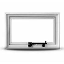 Ventana Proyectante Oblak Varesenova Aluminio Blanco 60x40