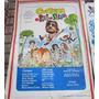 Cartaz De Cinema Nacional Costinha O Rei Da Selva Raro!!!!!!