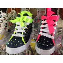 Zapato Niñas Bota Deportivos Moda Colombiana