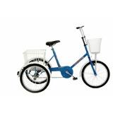 Bicicleta Tricicleta Reparto O Ej.rod 20 Nuevas Excelentes!!