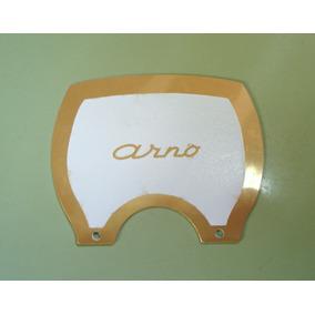 Emblema Espelho Batedeira Arno Antiga Anos 60 E 70 Novo