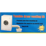 Ducto Universal Con Envase Y Filtro Para Secadoras