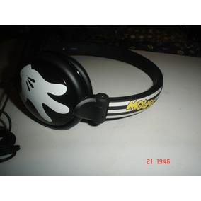 Audífonos Mickey Mouse Disney