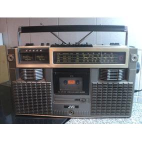 Radiograbador Ghettoblaster Jvc Rc-727w Boombox 1977 Japan