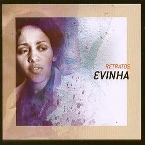Cd Evinha - Retratos -c/ Trio Esperanca ( Sucessos) - Novo