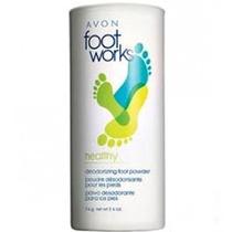Talco Desodorante Para Pies Foot Works Avon