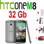 Htc One M8 32gb 4g Lte Libre Nuevo Colores +4 Plus