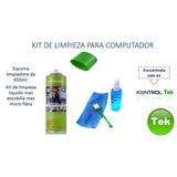 Combo Kit De Limpieza Para Computador. Kontroltek