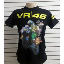 Camiseta Valentino Rossi 46 Vr46 Foto