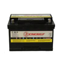 Bateria Ac Delco Energy 55ah Gol Palio Celta Heliar Moura