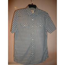 Camisas Semi-nuevas De Diferentes Marcas (levi´s, Zara, Etc)