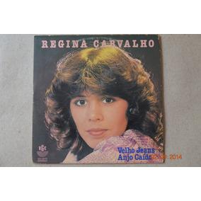 Vinil Compacto - Regina Carvalho - 1982