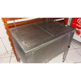 Fritadeira Industrial Eletrica 95,5x71x85