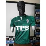 Camiseta Of.macron S. Wanderers 2016 Talla 4 Con Short