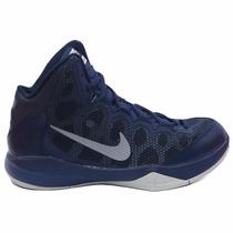 Zapatillas De Basquet Nike Zoom Without A Doubt Azul