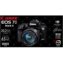 Canon Eos 7d Mark Il Kit 18-135 Mercado Pago
